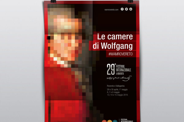 Poster – WAM Festival Mozart