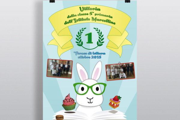 """Poster – Scuola elementare / Grundschule """"Istituto Marcelline"""""""