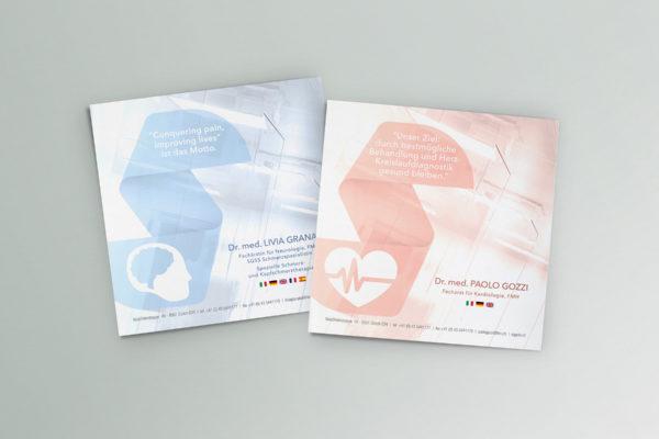 Folder – Dr. med Gozzi e Dr. med Granata