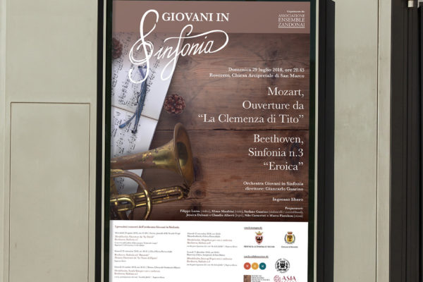Poster – Giovani in Sinfonia