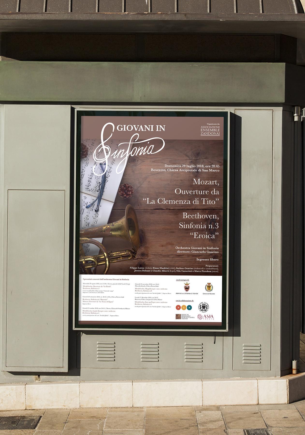 Poster – Giovani in Sinfonia