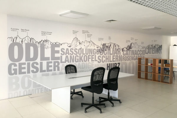 Wall poster – HUBZ Co-working
