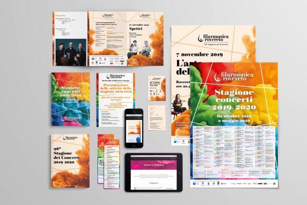 Branding – Filarmonica di Rovereto