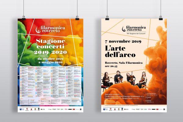 Poster – Filarmonica di Rovereto