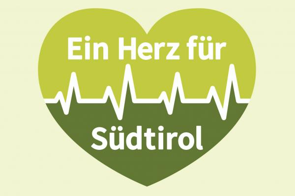 Logo – Ein Herz für Südtirol